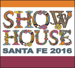 ShowHouse Santa Fe 2016 Logo